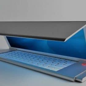 تعرف على حاسوب ساسمونغ الجديد القابل للثني