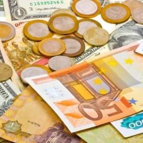 أسعار صرف الدينار التونسي ليوم2019/03/13  مقابل العملات الأجنبية