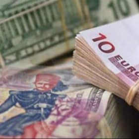 أسعار صرف الدينار التونسي مقابل العملات الاجنبية ليوم 2019/03/14